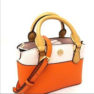Authentic Tory Burch Mini Robinson Top Handle bag